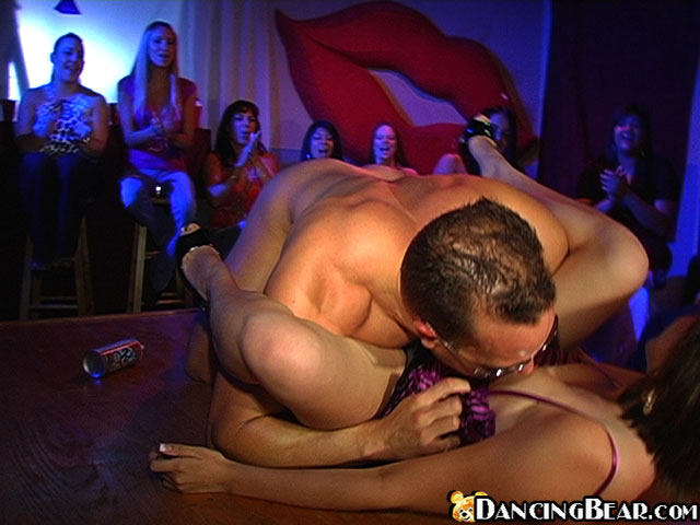 Shocking video from male strip club - Hot Goo