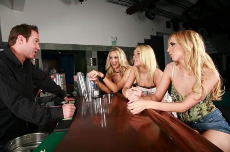 bartender's cfnm humiliation